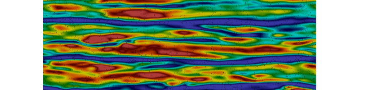 Particles in turbulent channel flow